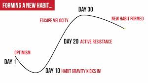 habit gravity and skill velocity